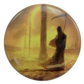 Children of Bodom - 'I Worship Chaos (Album)' Button Badge